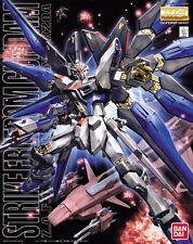 BANDAI MG 1/100 ZGMF-X20A STRIKE FREEDOM GUNDAM Plastic Model Kit Gundam SEED