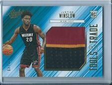 2015-16 Panini Absolute Justise Winslow RC TOTT Patch /49