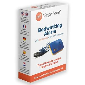DRI Sleeper Excel Bedwetting Alarm - Bed wetting Alarm for Children