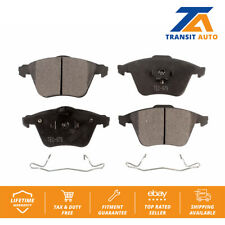 "FRONT CERAMIC BRAKE PADS FOR VOLVO XC90 W// 13.228/"" ROTOR 2003 2004 2005 2006"