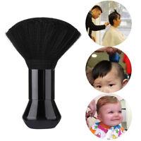 Black Hair Cutting Neck Duster Brush Salon Hairdressing Pro Barber Stylist Brush