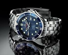 Omega Seamaster Watch Overhaul Service and Repair