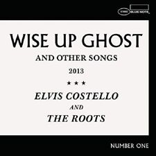 Elvis Costello And The Roots Wise Up Ghost CD NEW SEALED 2013