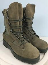 Belleville 690v Combat Boots 5.0 R Made USA 1356649 Tan Gore Tex