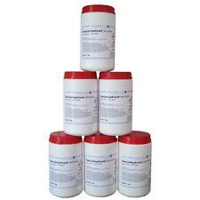 6 x 1kg Ätznatron, Natriumhydroxid, NaOH, Abbeizmittel, Seifenherstellung