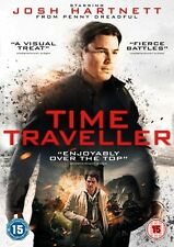 Time Traveller (DVD) (NEW AND SEALED) (JOSH HARTNETT) (REGION 2)