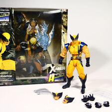 Amazing Yamaguchi Marvel Revoltech Kaiyodo Wolverine Figure X-Men Figure Toy