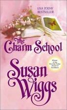 The Charm School by Susan Wiggs (2001, PB) Combined ship 25¢ each add'l book