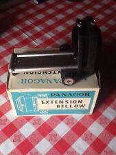 Soffietto Panagor Extension Bellow per Pentax vintage d'epoca NO Canon Sony
