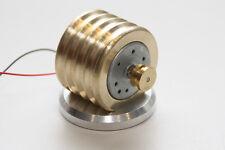 zg01 Antriebsmodell Generator Motor Messing fuer Dampfmaschine und Stirlingmotor