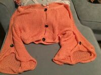 Simply Noelle xl sweater Salmon Color