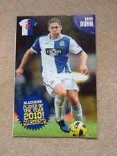 Blackburn Rovers Surname Initial D Football Prints