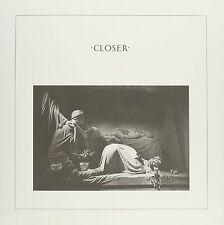 JOY DIVISION CLOSER VINILE LP 180 GRAMMI NUOVO SIGILLATO