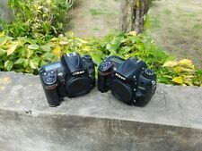 Nikon D7000 (2)16.2MP Digital SLR Camera - Black (Body Only) For Parts Only