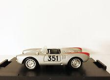 Modellino Brumm 1/43 PORSCHE 550 1500 RS SPIDER N 351 6TH MILLE MIGLIA 1954