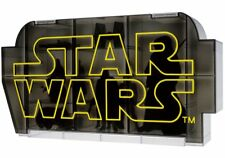 Star Wars logo display case awakening of the Force