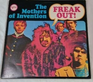 (GLO) The Mothers Of Invention- Freak Out Double LP