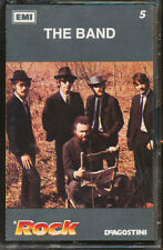 The Band - Rock (RARE ITALY IMPORT) (Cassette Tape) **BRAND NEW/STILL SEALED**