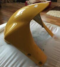 DUCATI 900SS 750SS 900 750 SS IE YELLOW FRONT MUDGUARD