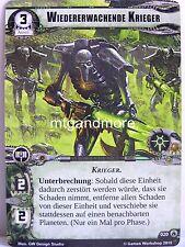 Warhammer 40000 Conquest LCG - Wiedererwachende Krieger #020 - Legionen der Tote