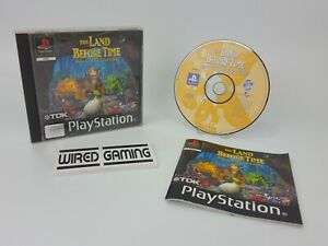 Land Before Time: Return to the Great Valley - PS1 (Playstation 1) Complete PAL
