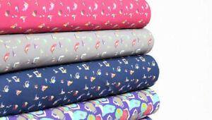 Sonderposten - Softshell - Fleece - Creative Pattern - 0,5m
