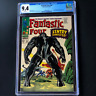 FANTASTIC FOUR #64 (1967) 💥 CGC 9.4 WHITE PGs 💥 1ST APP OF THE KREE SENTRY!