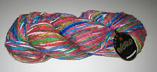 LOT of 5 skeins of NORO NOBORI silk cotton wool chunky knitting yarn color #5