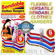 Unbranded Padded Adult Coat Hangers