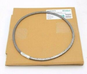 VAILLANT ECOTEC PLUS 415 418 428 438 COMBUSTION CHAMBER SEAL GASKET 0020038679
