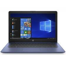 HP Stream 14 14  Laptop AMD A4 4GB RAM 32GB eMMC Royal Blue - AMD A4-9120e Dual
