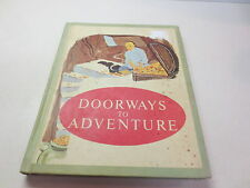 Doorway to Adventure Gateways to Reading Treasures Harold G. Shane vintage 1966