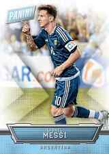 LIONEL MESSI #34 ARGENTINA  Panini 2016 National Convention (Silver packs card)