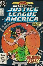 Justice League of America #259. Feb 1987. DC. VF/NM.
