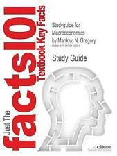 Studyguide for Macroeconomics by Mankiw, N. Gregory, ISBN 9781429240024, Cram101