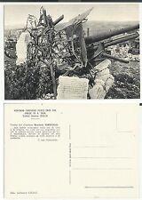 colle di sant elia cartolina d' epoca sacrario prima guerra mondiale 71027