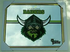 NRL CANBERRA RAIDERS Mirror in orig. packing -NEW!