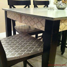 Marrakech Trellis Craft Stencil - MEDIUM - DIY Stencil for Furniture and Crafts
