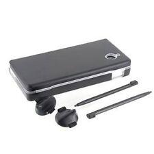 Nintendo DSi NDSi Black Protection Kit Luxury Metal Bundle w/ Extra Accessories