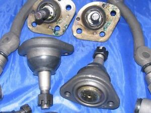 Front End Suspension Rebuild Kit 1957 57 Ford Car NEW