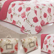 Arley Bed Throw 200x200cm Red