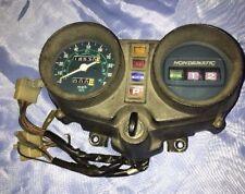78 HONDA CB400 SPEEDOMETER TACH GAUGE