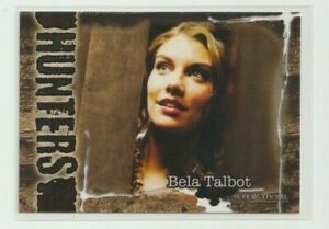 Supernatural Tv Show Season 03 Trading Card #59 Lauren Cohan as Bela Talbot