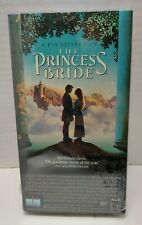 The Princess Bride, Vhs New (Factory Sealed) 1987