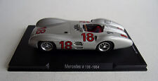 Fabbri Ixo Mercedes W196  N°18 Fangio 1954   1/43