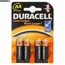 12 AA Duracell Plus Power Mn1500 Alkaline Batteries - Expiry 2018
