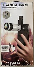 core audio ultra Zoom lens kit 8Xzoom