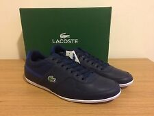 Lacoste Taloire Men's Leather Trainers Size UK 9.5 EUR 44