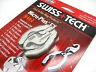 SWISS+TECH Stainless MICRO PLUS EX 9 In 1 Multi-Tool Plier Stripper! ST50016
