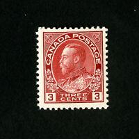 Canada Stamps # 109 VF OG NH Catalog Value $42.50